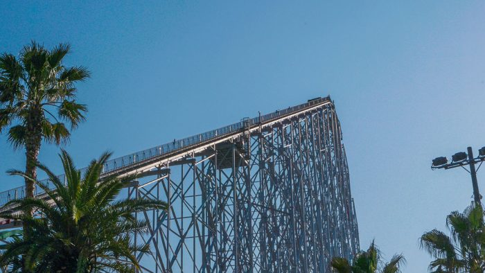 Steel Dragon 2000 aka the best coaster I've ever been on